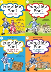 Bungling Bert Bundle (4 books for the price of 3)